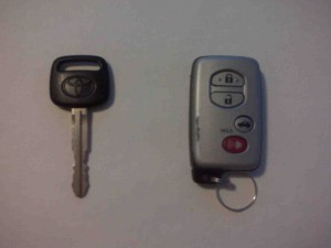 20th Century Key versus 21rst Century Smart Key System