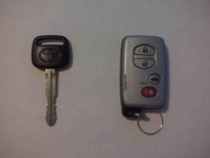 20th Century Key versus 21rst Century Smart Key System