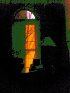 Window at Sunset 3